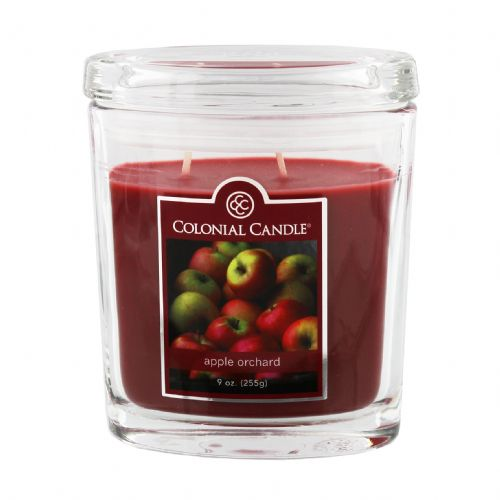 Apple Orchard Luxury Premium Scented Candle from Colonial USA Medium 9oz Jar